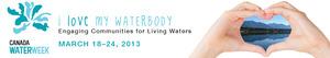 Canada water week 2013