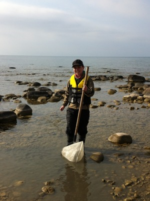 Lake Huron benthic study - Jessica